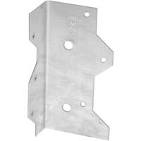 USP Lumber AC9-TZ Framing Angle, 1-5/16 in, 260 lb Douglas Fir, 16 ga Steel, Triple Zinc Plated
