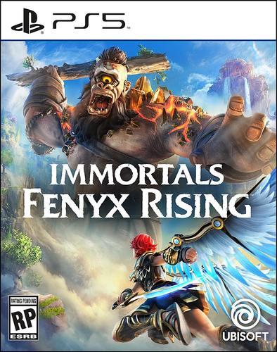 Immortals Fenyx Rising LE PS5
