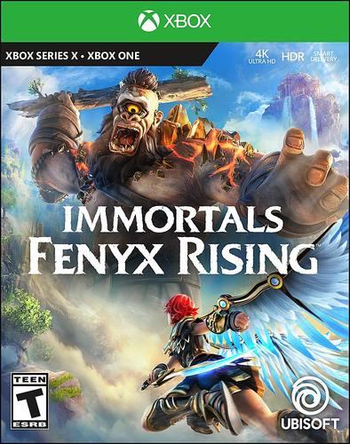 Immortals Fenyx Rising LE XB1