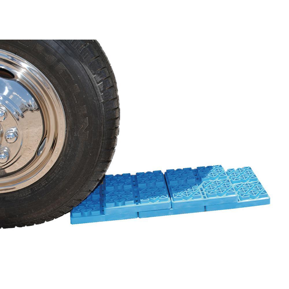 ULTRA LEVELING BLOCKS-BLUE SET OF 10