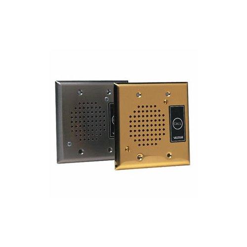 Talkback Doorplate Speaker - Stnless Stl