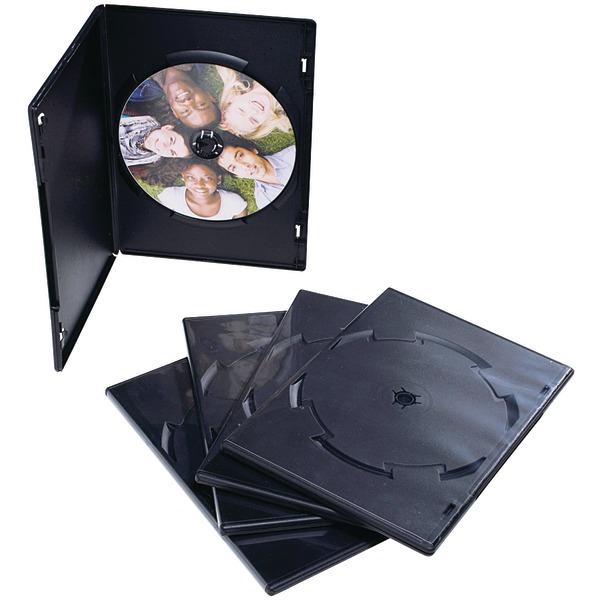 VERBATIM 95094 DVD VIDEO TRIMCASES, 50 PK