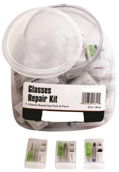 ToolBasix 8082-133L Eyeglass Repair Kit