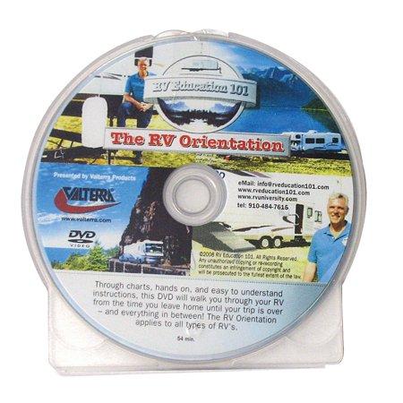 RV ORIENTATION DVD