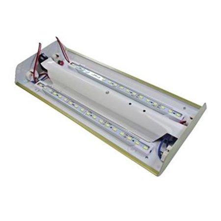 10-INCH UTILITY LED STRIP - DAYLIGHT WHITE