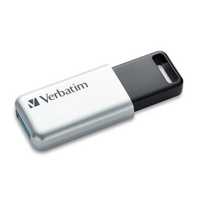 128GB Store n Go Sec Pro Silv