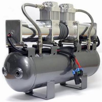 400P-RVS AUTOMATIC PORTABLE COMPRESSOR KIT (12V, 33% DUTY, 150 PSI, FOR CLASS C RVS)