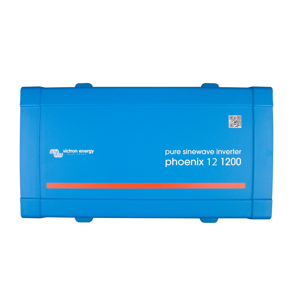 Victron Phoenix Inverter 12 VDC - 1200W - 120 VAC - 50/60Hz