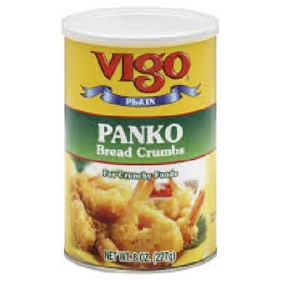 Vigo Plain Panko (6x8OZ )
