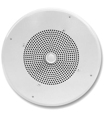 8 Ohm Ceiling Speaker w/ Volume
