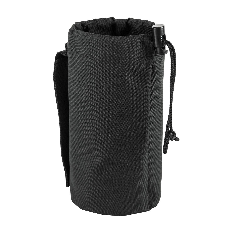 Vism MOLLE Water Bottle Pouch-Black
