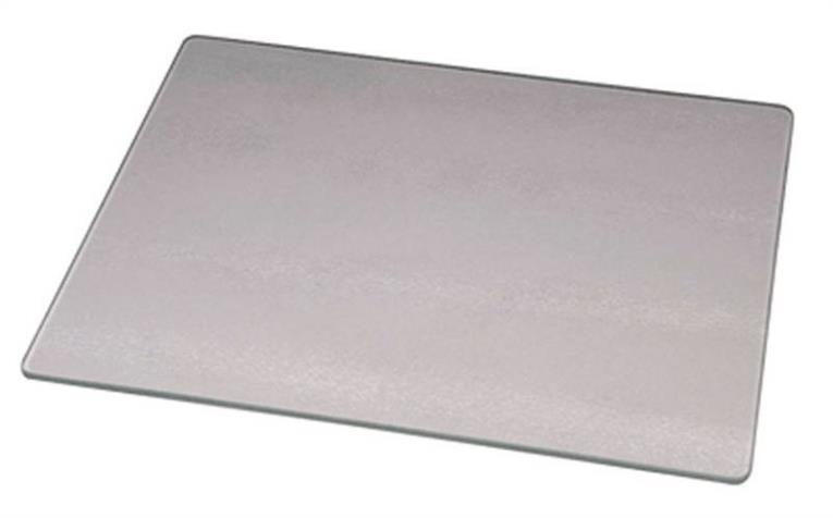 Waddell GCB01 Cutting Board, 11-3/4 in L x 7-3/4 in W, Glass
