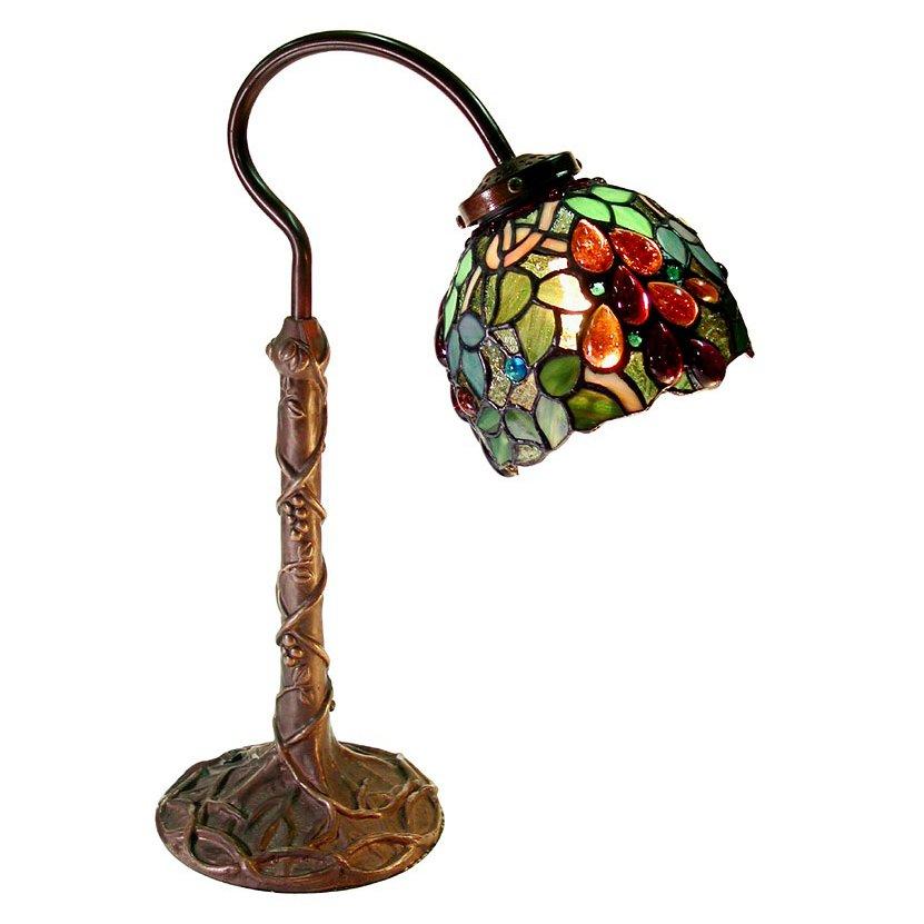 Famous Brand-Style Grape Desk Lamp