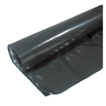 BLACK 10 FEET X 25 FEET 3 MILIMETRE POLY