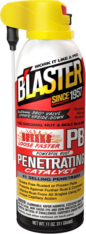 16-PB-DS 11OZ PB BLASTER