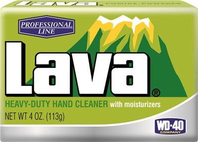 PROFESSIONAL BAR LAVA SOAP 4 OZ