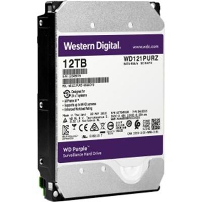 3.5 WD Purple AV SATA 256 Cach