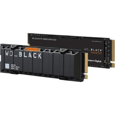 WD Black SN850 NVMe SSD 500G