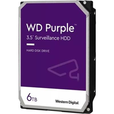 3.5 WDPurple 6TB 128MB 5640RPM