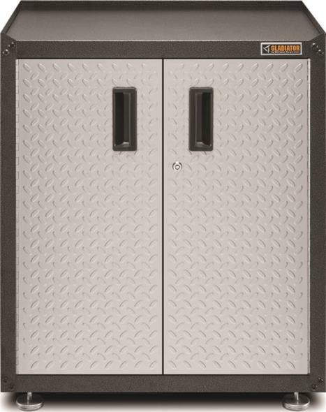 Gladiator GAGB28FDYG Full Door Gearbox 28 in W x 18 in D x 31 in H, Gray
