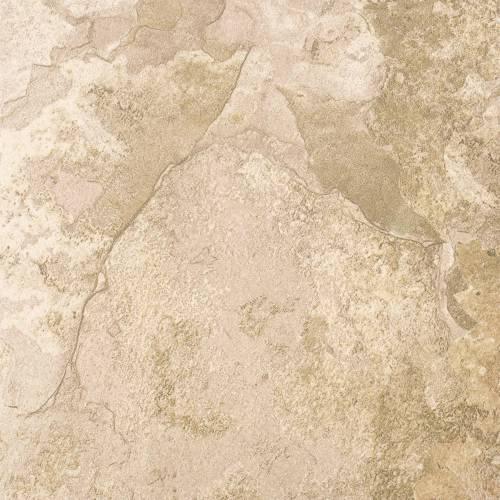 "Winton Mojave Slate Self-Adhesive Tile, Gray And Tan, 12X12"", .08 Gauge (2 mm), 36 Tiles Per Carton"