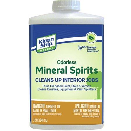 QKGO753 QT MINERAL SPIRITS