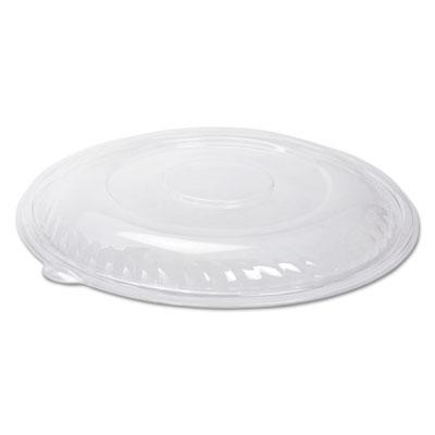 "Caterline Pack n' Serve Lids, Plastic, Clear,12"" Diameter x 1 1/2""High, 25/Ctn"