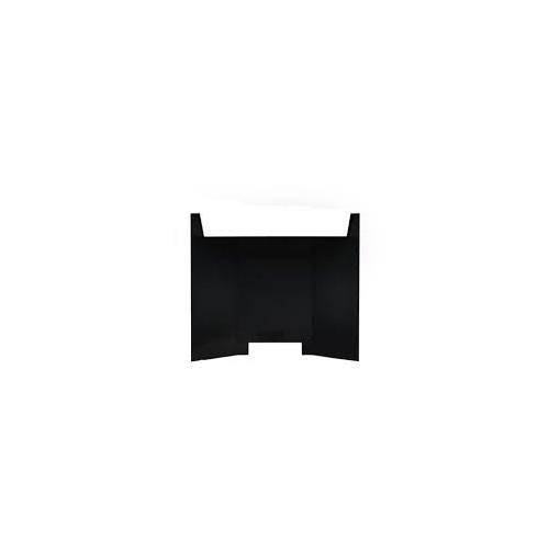 MIRRO-FLAME Black Porcelain Reflective Radiant Panels for B30N Ascent Models - PRPL46