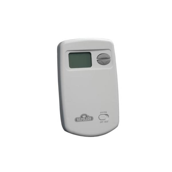 W660-0081 Thermostat, Wall Mount - Digital