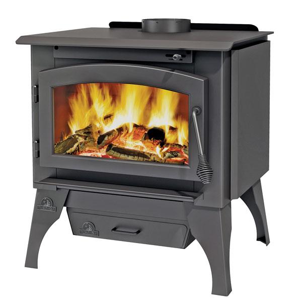 2100 Timberwolf Small Wood Burning Stove