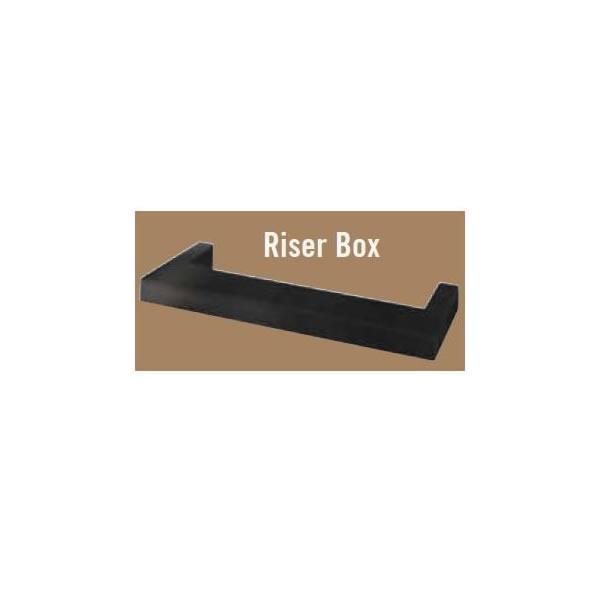 "Riser Box (3"" H X 45"" W) For Roxbury 3600 & INSPIRATION ZC - GI-RB"