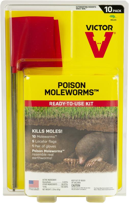 M6009 POISON MOLEWORMS