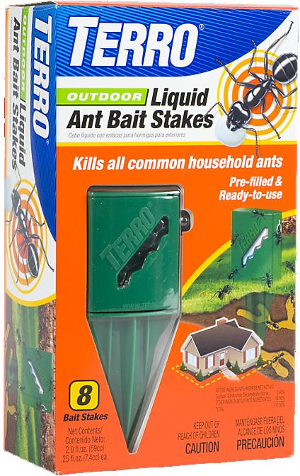 T1812 OUTDR LIQUID ANT BAIT STAKE