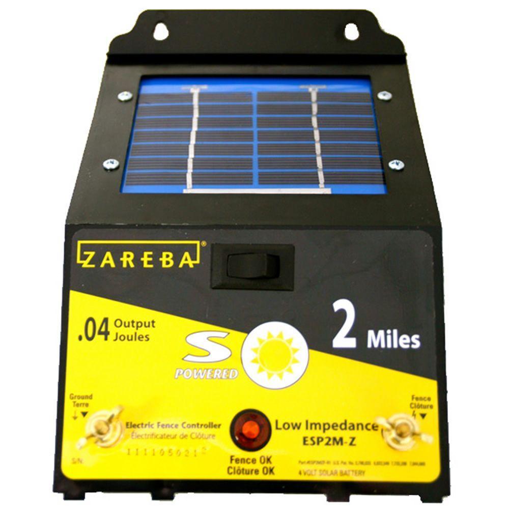 ESP2M-Z 2-MILE SOLAR FENCER
