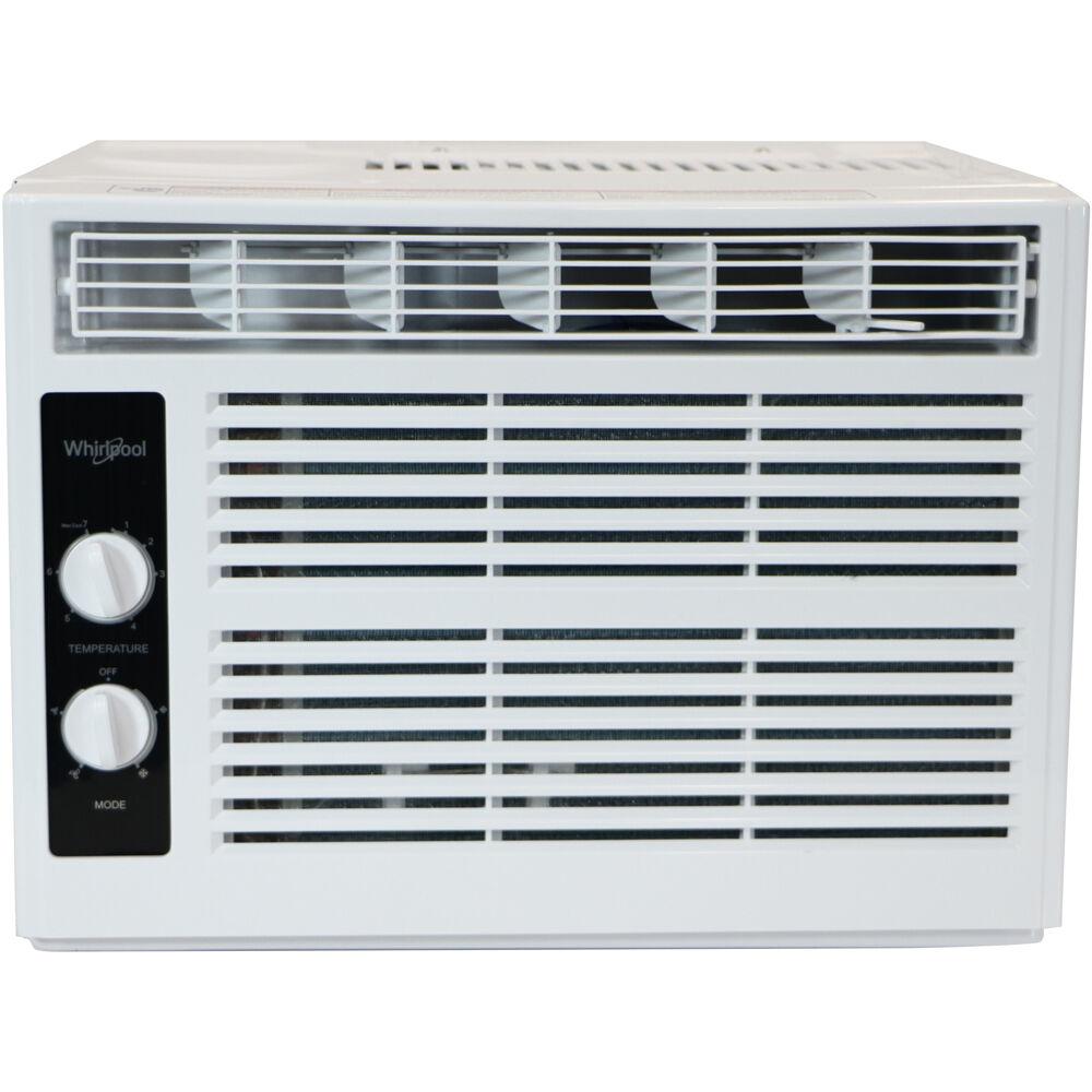5,000 BTU Window AC with Mechanical Controls R32