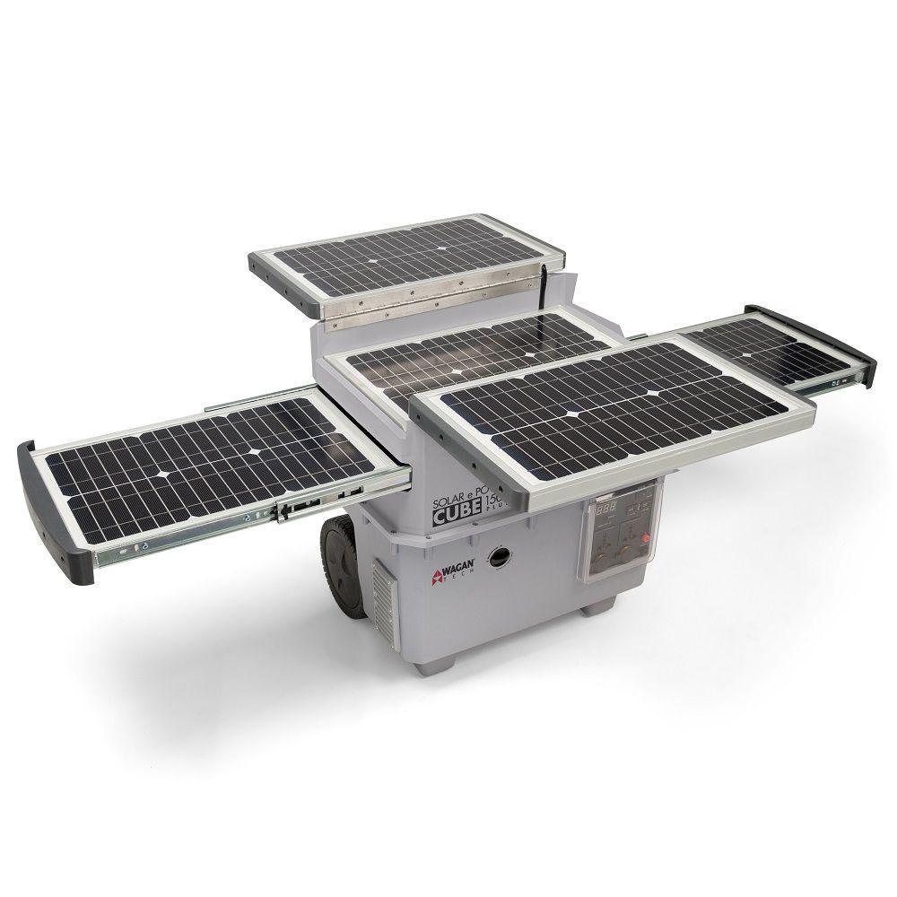 SOLAR E POWER CUBE 1500 PLUS
