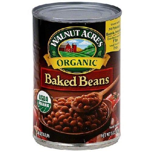 Walnut Acres Baked Beans (12x15 Oz)