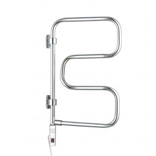 Elements 4-Bar Towel Warmer (Polished Chrome)
