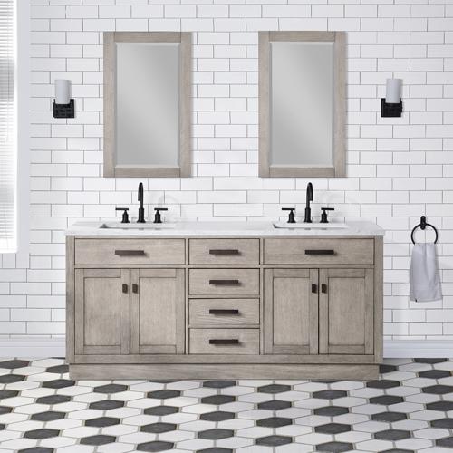 "Chestnut 72"" Double Bathroom Vanity"