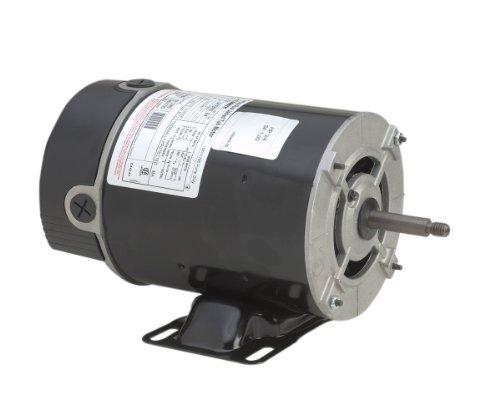 Motor, A.O.Smith, Thru-Bolt, 48-Frame, 2-Speed, 2.0HP, 230V, 10.5/2.6 Amp