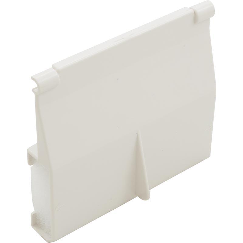 Filter Weir Assy,WATERW,Front Access Skim Filter,White