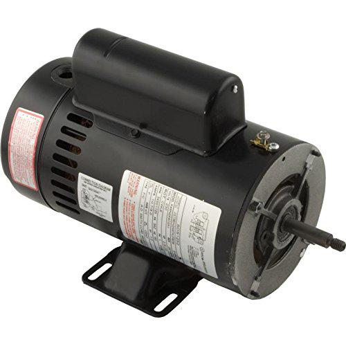 Motor, A.O.Smith, Thru-Bolt, 56Z-Frame, 2-Speed, 2.5HP, 230V, 10.7/3.0 Amp