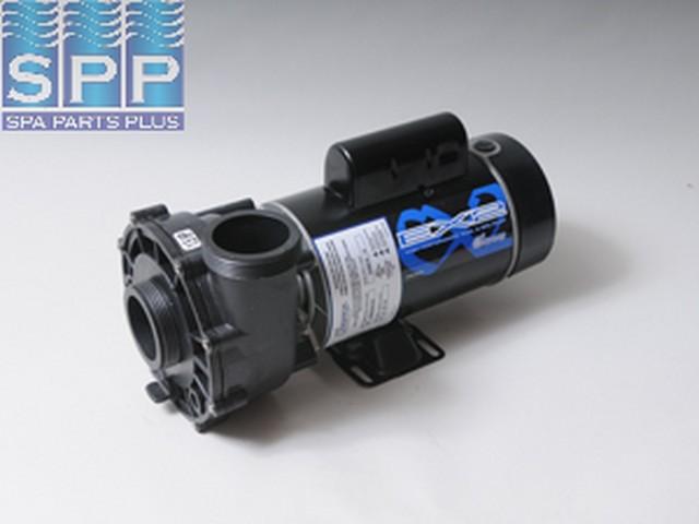 "Pump, Waterway EX2, 1.5HP, 115V, 16.4/4.4A, 2-Speed, 2""MBT, SD, 48-Frame"