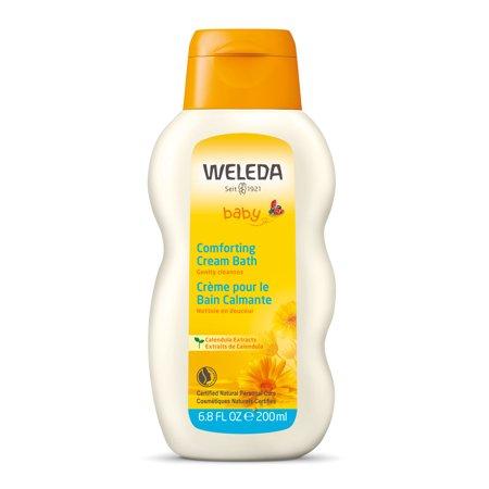 Weleda Baby Bath Calendula Cream (68 fl Oz)