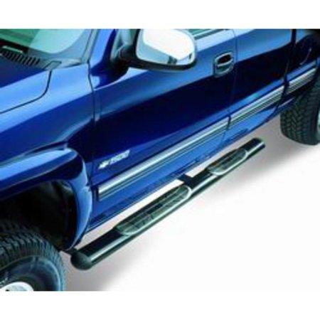 01-14 SILVERADO/SIERRA 2500/3500 EXT/STD CAB OVAL TUBE MOUNT KIT