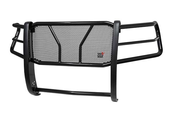 19-C SILVERADO 1500 BLACK HDX GRILLE GUARD