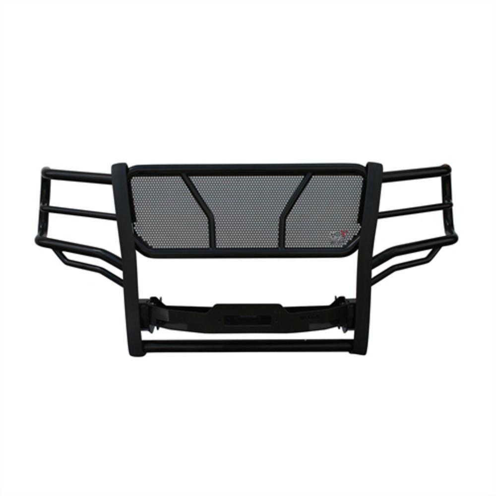 (KIT) 15-C F150 HDX WINCH MOUNT GRILLE GUARD-BLACK