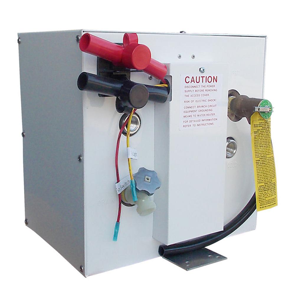 Whale 3 Gallon Hot Water Heater - White Epoxy - 12V - 1500W