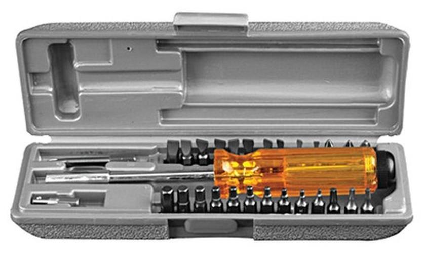 Wheeler Engineering Space Saver Screwdriver Set
