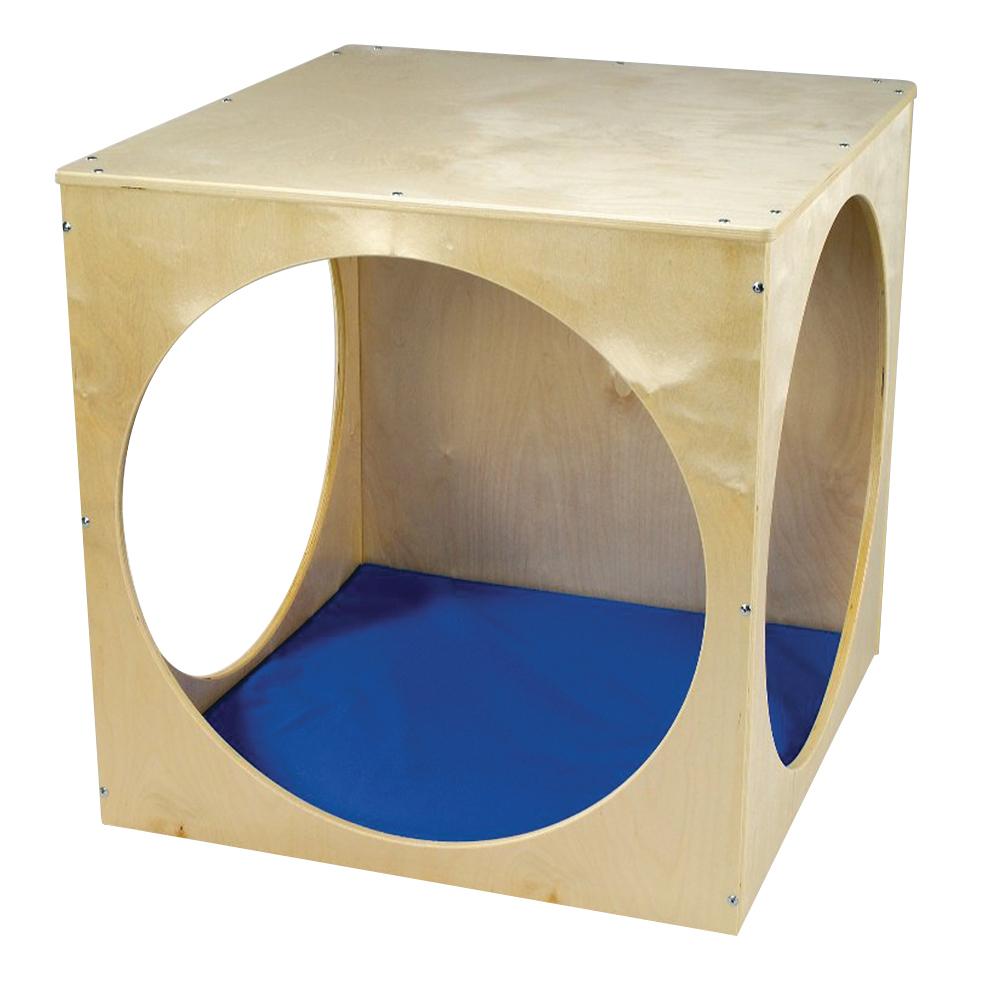 Blue Floor Mat 28.5 X 27 X 1